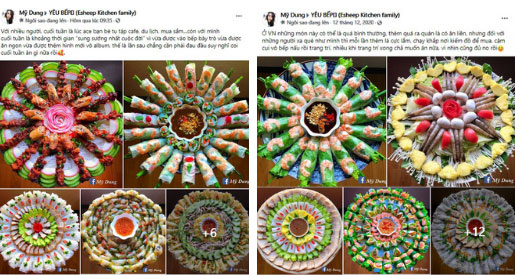 Gặp cô gái sống tại Nhật khiến cư dân mạng dậy sóng vì những mâm cơm Việt trình bày đẹp như tác phẩm nghệ thuật-1