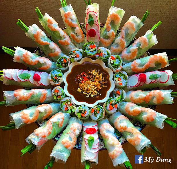 Gặp cô gái sống tại Nhật khiến cư dân mạng dậy sóng vì những mâm cơm Việt trình bày đẹp như tác phẩm nghệ thuật-4