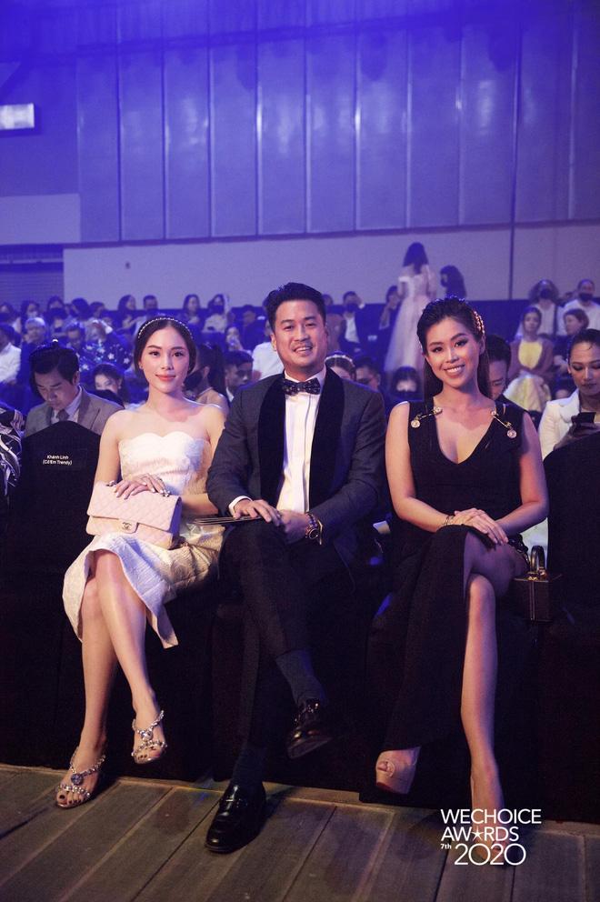 Dàn hot couple sánh vai tại Gala WeChoice Awards: Linh Rin - Phillip Nguyễn trông như vợ chồng son, Wean - Naomi bao ngầu-2