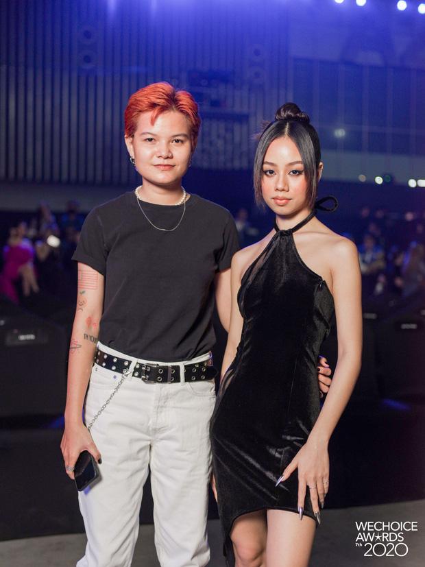 Dàn hot couple sánh vai tại Gala WeChoice Awards: Linh Rin - Phillip Nguyễn trông như vợ chồng son, Wean - Naomi bao ngầu-7