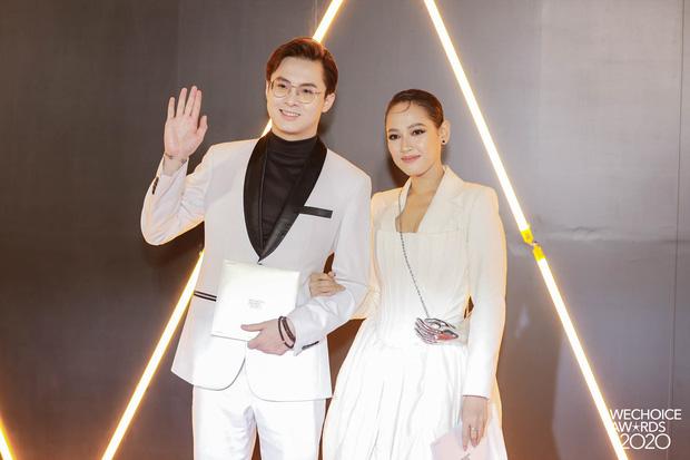 Dàn hot couple sánh vai tại Gala WeChoice Awards: Linh Rin - Phillip Nguyễn trông như vợ chồng son, Wean - Naomi bao ngầu-13