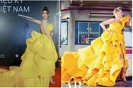 Đại hội đồ nhái: Loạt trang phục của sao Việt bị bóc đến bẽ bàng, chiếc váy cồng kềnh của Ngọc Trinh cũng vướng 'thị phi'
