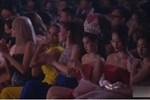 Hình ảnh đối lập khiến Tiểu Vy, Đỗ Hà bị chê ý thức khi ngồi cạnh Khánh Vân, H'Hen Niê