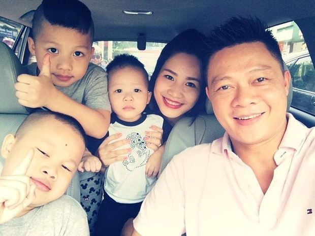 MC Quang Minh đi họp phụ huynh cho con trai nhưng phút cuối lại xị mặt, nghe lý do mà giận giùm nha!-3