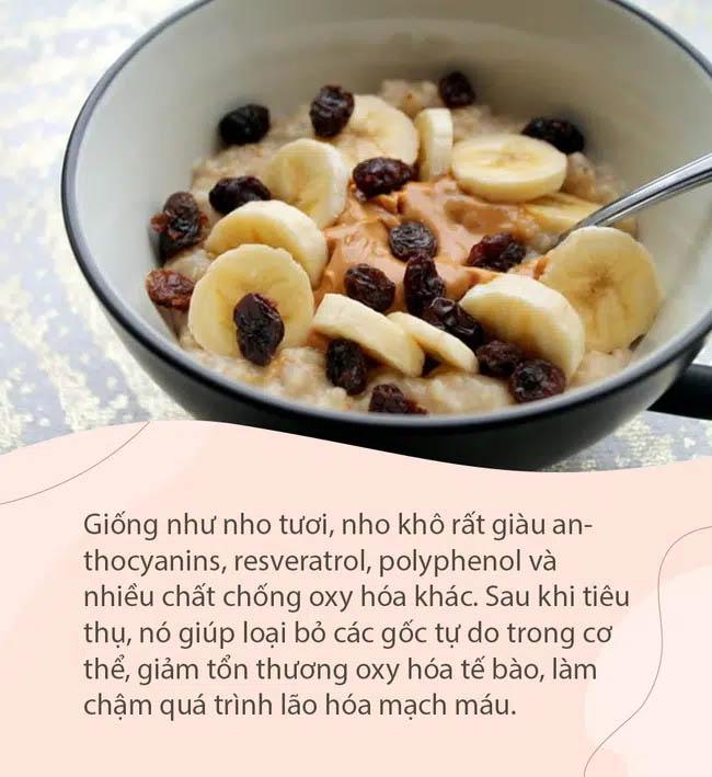 Kiên trì ăn nho khô suốt 20 năm, bác sĩ nổi tiếng Trung Quốc nhận về vô vàn những lợi ích này cho sức khỏe-2