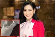Hoa hậu Đỗ Hà tự nhận 'chữ xấu gần nhất lớp', nhưng chữ viết tay ngoài đời liệu có xấu đến vậy?