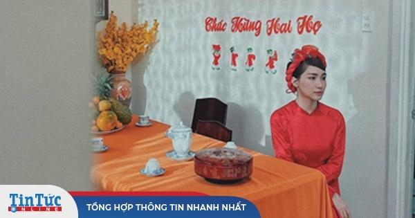 Xôn xao hình ảnh Hoà Minzy làm cô dâu