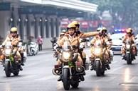 Thêm khung giờ cấm đường phục vụ Đại hội Đảng XIII