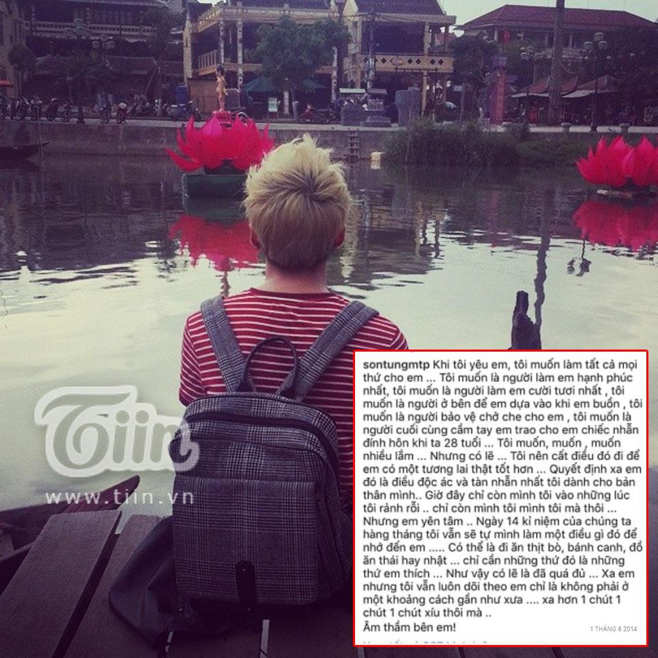 Những câu nói hiếm hoi về tình yêu của Sơn Tùng M-TP dành cho bạn gái: Thương em đặc biệt gây tranh cãi-11