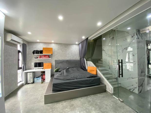 Thanh niên 23 tuổi xây nhà 5 tầng cho bố mẹ, phòng đồ hiệu cực mê, bóc giá full nội thất muốn xỉu-8