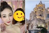 """""""Cô dâu đeo 200 cây vàng"""" bất ngờ chiếm trọn spotlight trên mạng xã hội khi tổ chức tiệc sinh nhật hoành tráng tại lâu đài xịn bậc nhất Nam Định"""