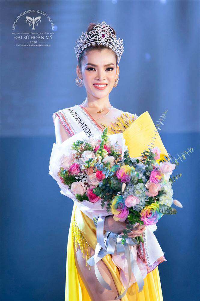 Cận cảnh nhan sắc tân Hoa hậu Chuyển giới Việt Nam-3