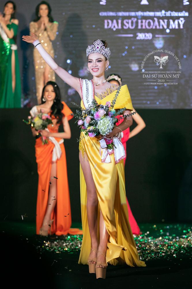 Cận cảnh nhan sắc tân Hoa hậu Chuyển giới Việt Nam-1