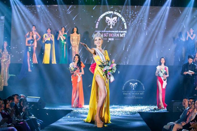 Cận cảnh nhan sắc tân Hoa hậu Chuyển giới Việt Nam-2