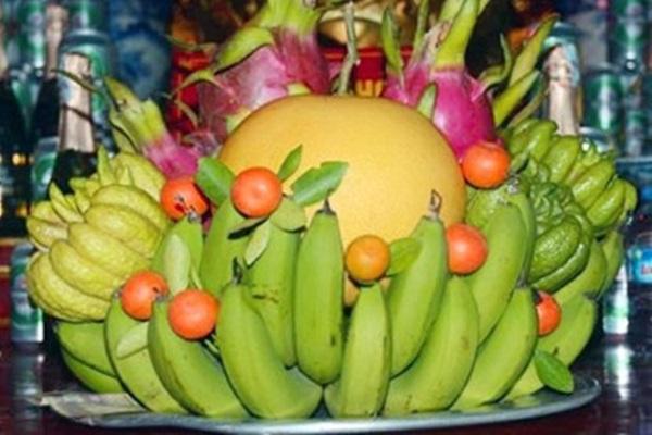 Cách bày mâm ngũ quả ngày Tết: Làm sao để chọn được hoa quả đẹp mắt dâng lên tổ tiên?-4