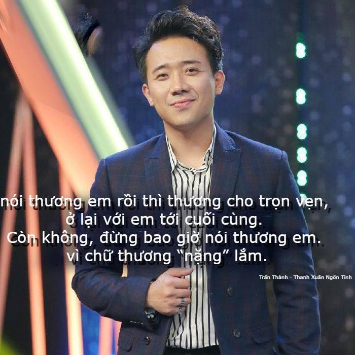 Nghe soái ca Việt bàn về chữ THƯƠNG: Đừng bao giờ nói thương em vì chữ thương nặng lắm-2