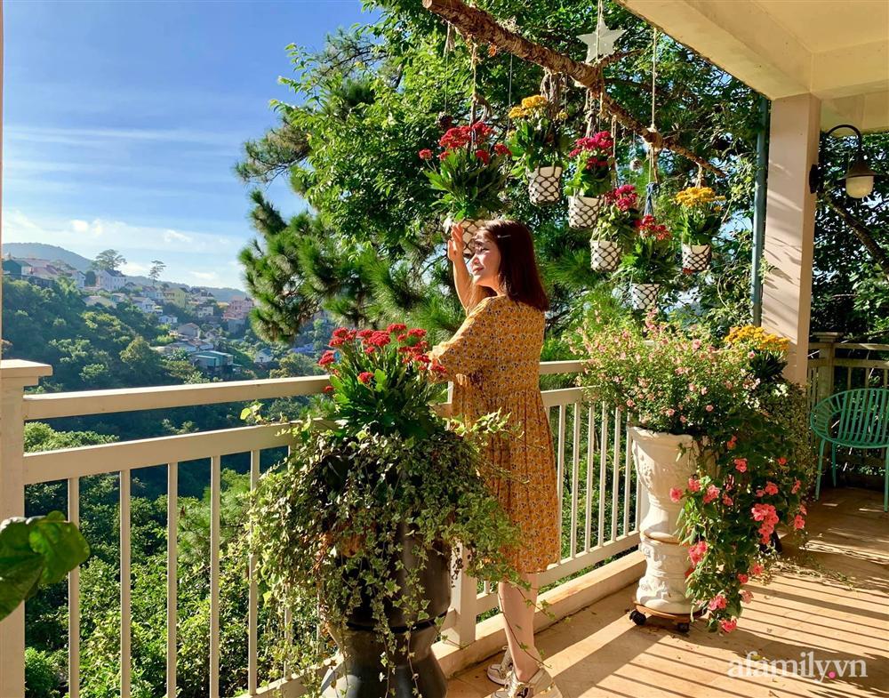 Ngôi nhà nhỏ yên bình sở hữu khu vườn đẹp như xứ sở thần tiên giữa lưng chừng đồi ở Đà Lạt-3