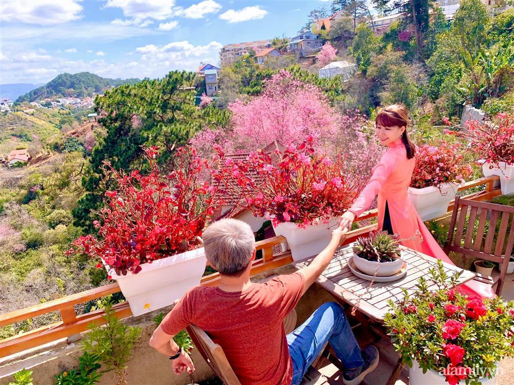 Ngôi nhà nhỏ yên bình sở hữu khu vườn đẹp như xứ sở thần tiên giữa lưng chừng đồi ở Đà Lạt-5
