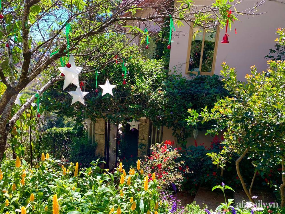 Ngôi nhà nhỏ yên bình sở hữu khu vườn đẹp như xứ sở thần tiên giữa lưng chừng đồi ở Đà Lạt-8