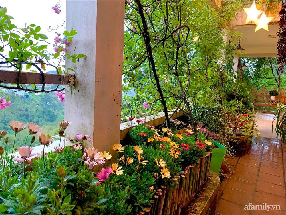 Ngôi nhà nhỏ yên bình sở hữu khu vườn đẹp như xứ sở thần tiên giữa lưng chừng đồi ở Đà Lạt-12