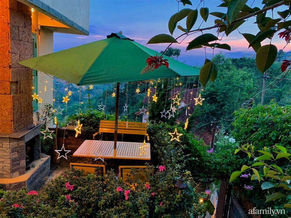 Ngôi nhà nhỏ yên bình sở hữu khu vườn đẹp như xứ sở thần tiên giữa lưng chừng đồi ở Đà Lạt-13