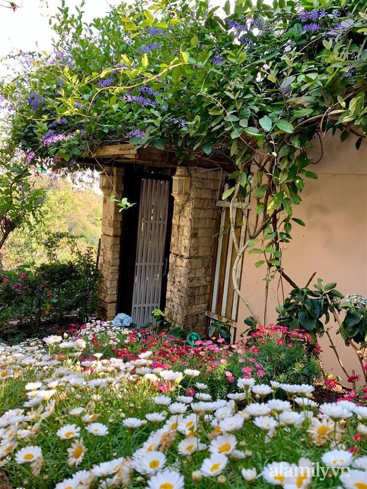 Ngôi nhà nhỏ yên bình sở hữu khu vườn đẹp như xứ sở thần tiên giữa lưng chừng đồi ở Đà Lạt-18