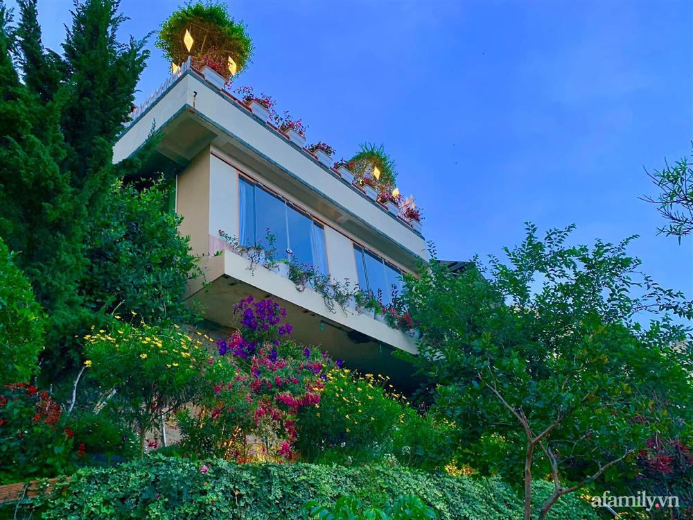Ngôi nhà nhỏ yên bình sở hữu khu vườn đẹp như xứ sở thần tiên giữa lưng chừng đồi ở Đà Lạt-24