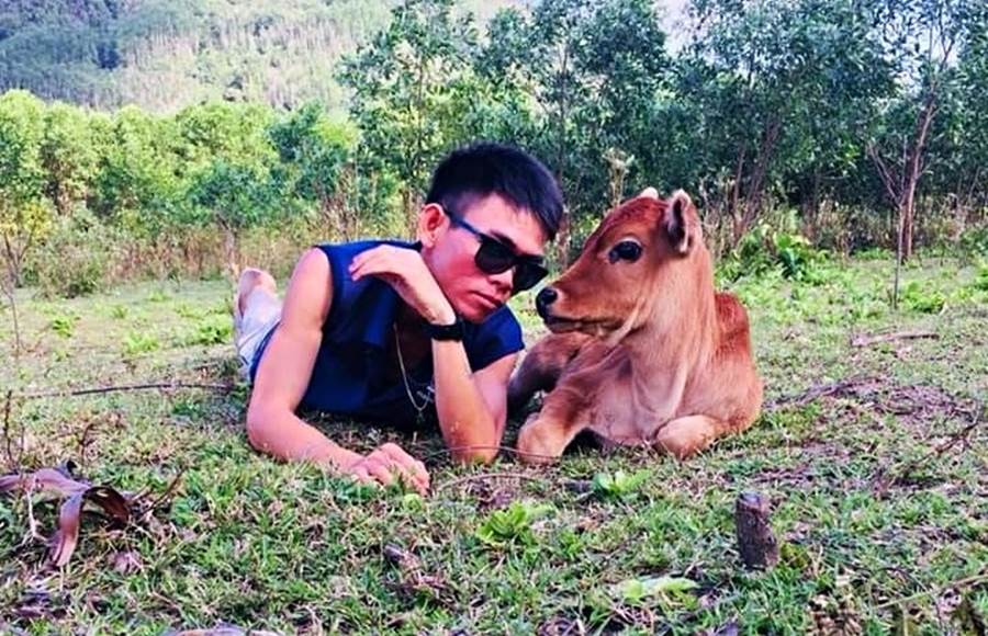 Chàng trai chăn bò Bình Định: Sự nổi tiếng giúp tôi có thu nhập bất ngờ-4