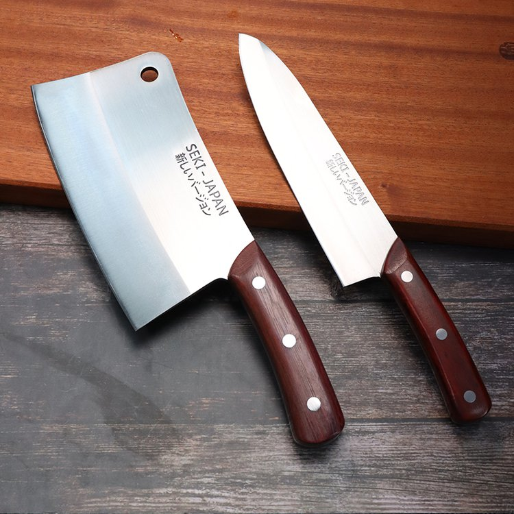 Mục đích của lỗ tròn trên dao làm bếp là gì? 9 trong số 10 người không biết, đọc ngay bài viết này để sử dụng đúng cách-1