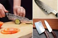 Mục đích của lỗ tròn trên dao làm bếp là gì? 9 trong số 10 người không biết, đọc ngay bài viết này để sử dụng đúng cách