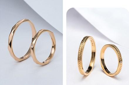 Top những mẫu nhẫn cưới hot nhất hiện nay