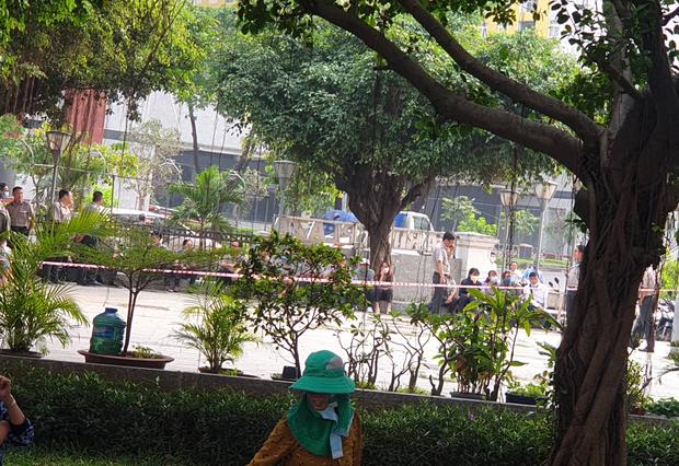 Chi cục trưởng Chi cục Thi hành án dân sự quận Bình Tân rơi lầu chung cư Carina tử vong-1