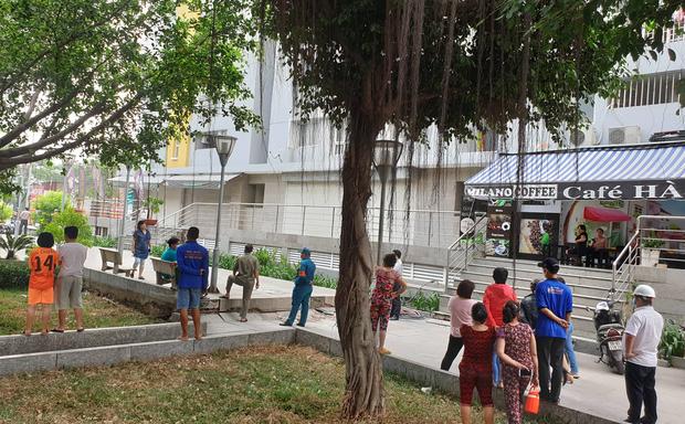 Chi cục trưởng Chi cục Thi hành án dân sự quận Bình Tân rơi lầu chung cư Carina tử vong-2