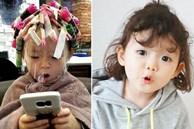 Làm tóc đẹp cho bé đón Tết chơi xuân: Xu hướng ngày càng phổ biến nhưng nguy hiểm khôn lường