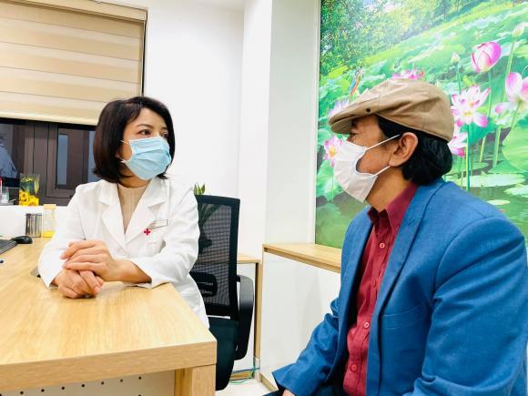 Nghệ sĩ Giang còi chấp nhận điều trị ung thư vòm họng nhưng với một điều kiện-3