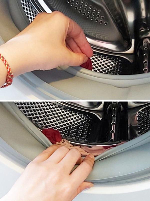 Tất trong nhà cứ mất dần, hãy kiểm tra ngay chỗ nguy hiểm này của máy giặt để khắc phục hiệu quả-2