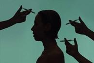 Hà Nội: Cô gái 20 tuổi mặt sưng phồng, chảy mủ sau khi tiêm botox tại spa
