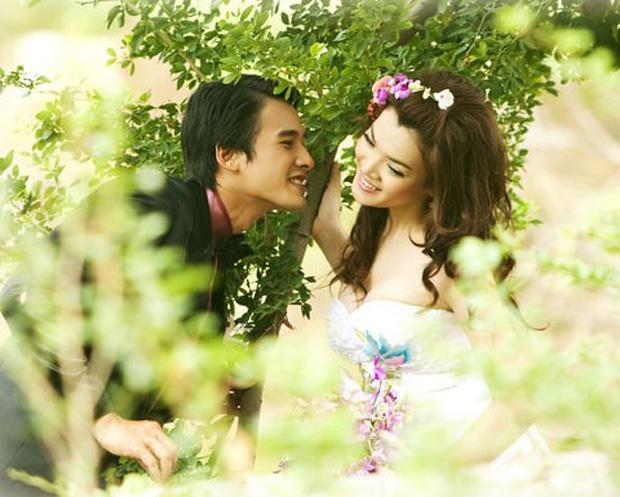 Trân Đài bị đào mộ loạt ảnh cưới với Lương Thế Thành: Nhan sắc năm 18 tuổi có khác so với bây giờ?-9