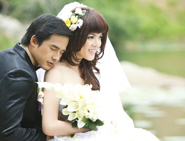 Trân Đài bị đào mộ loạt ảnh cưới với Lương Thế Thành: Nhan sắc năm 18 tuổi có khác so với bây giờ?-12