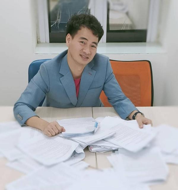 Hình ảnh Tự Long, Quốc Khánh trước giờ ghi hình chính thức Táo Quân 2021-5