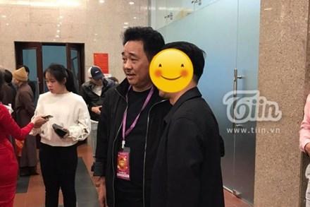 Hình ảnh Tự Long, Quốc Khánh trước giờ ghi hình chính thức Táo Quân 2021