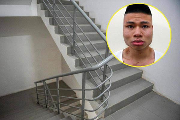 Vụ nữ sinh bị giam giữ, hiếp dâm trong thang bộ chung cư: Hung thủ bị bố ruột từ