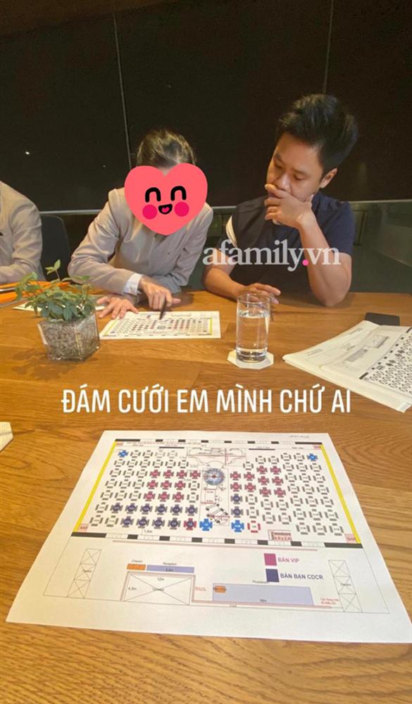 Team thiết kế để lộ bản phác thảo đám cưới Phan Thành - Primmy Trương, tiết một siêu đám cưới đổ bộ Sài Gòn-4