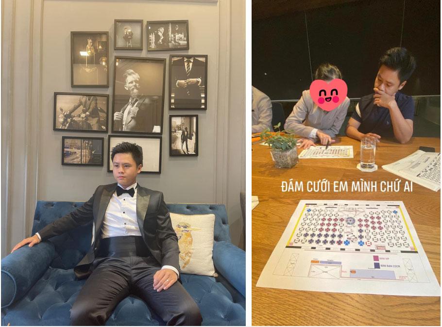 Mẹ vợ Phan Thành vô tình để lộ ngày diễn ra siêu đám cưới và mối quan hệ với con rể thiếu gia-4