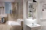 Phòng tắm trang trí theo cách này, không gian cực đẹp, sang chảnh chẳng thua kém khách sạn 5 sao