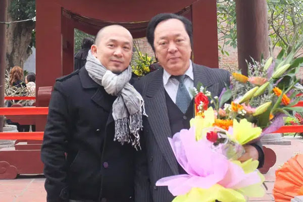 Nhạc sĩ Quốc Trung có chia sẻ đầu tiên sau khi bố ruột - NSND Trung Kiên qua đời