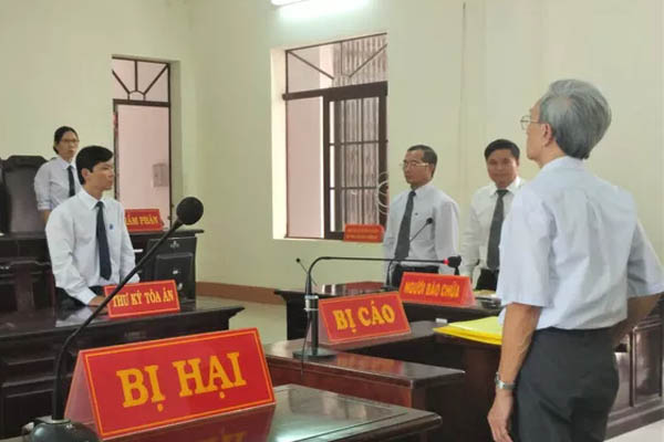 Ông Nguyễn Khắc Thuỷ đã tử vong tại nhà riêng