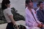 'Thánh soi' phát hiện Sơn Tùng tháo đồng hồ đôi với Thiều Bảo Trâm, thay thế bằng vòng đôi với Hải Tú tại sự kiện?