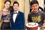 Con trai Quang Dũng và Jennifer Phạm 'trổ mã' ấn tượng ở tuổi 13, nhìn cách nuôi con của cặp nghệ sĩ ai cũng khen ngợi