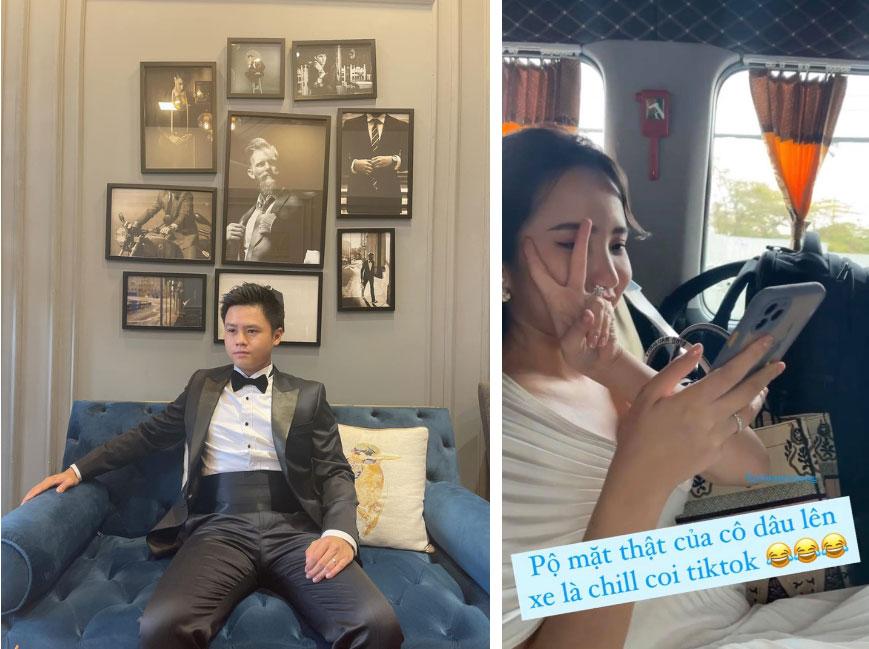 Đám cưới của thiếu gia Saigon Square sẽ được livestream cho bà con vì COVID-19 không về nước được-1